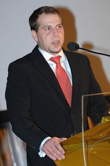 Jakub Hodinář - náměstek ministra dopravy