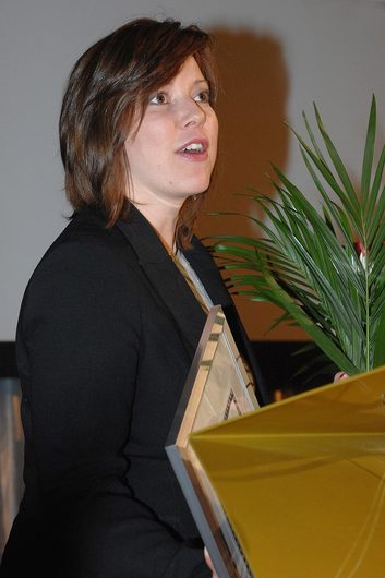 3. místo Grantového programu pro členy AMSP ČR - Bohemia EU Planners s.r.o., Veronika Thompson