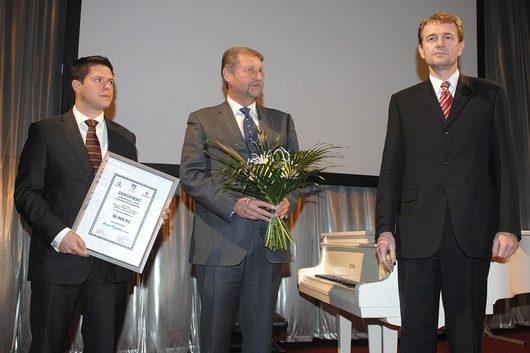 2. místo Grantového programu pro členy AMSP ČR - Brain Logistics, s.r.o., Villiam Grácz