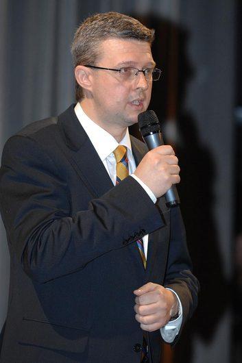 Nový předseda AMSP ČR Ing. Karel Havlíček, Ph.D., MBA
