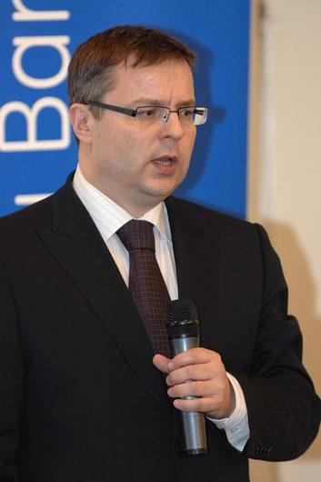 Martin Tlapa - náměstek ministra průmyslu a obchodu