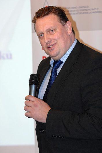 Michal Bakajsa - místopředseda České exportní banky, a.s.