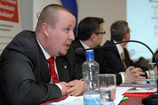 David Řehoř - Head of Cashmanagement Sales - GE Money Bank, a.s.