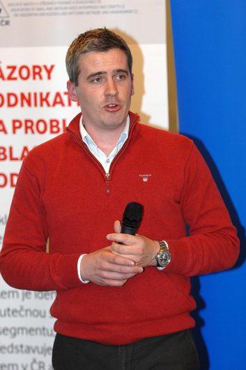 Petr Sadílek - hlavní analytik, Google Česká republika