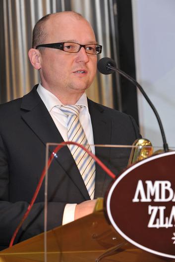 Tomáš Uvíra - generální ředitel České exportní banky, a.s.