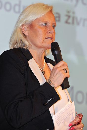 Gunilla Almgren - prezidentka UEAPME