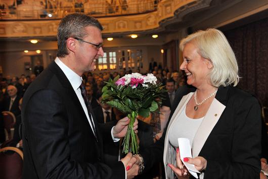 Karel Havlíček, Gunilla Almgren
