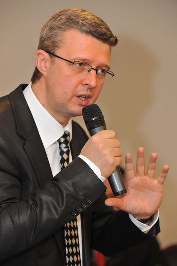 Karel Havlíček - předseda AMSP ČR