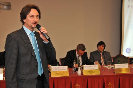 Ivan Čopák - ředitel pro firemní sektory a nové obchodní příležitosti