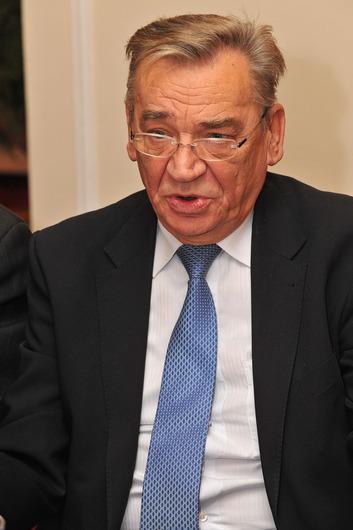 Jerzy Bartnik - President ZRP (Poland)