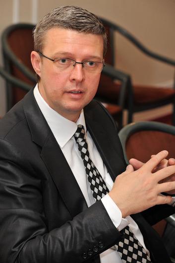 Karel Havlíček - Chairman AMSP ČR