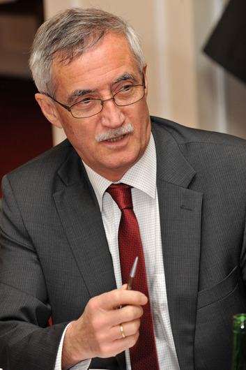 Ivan Voleš - Advisor to the President for International Affairs, HK ČR