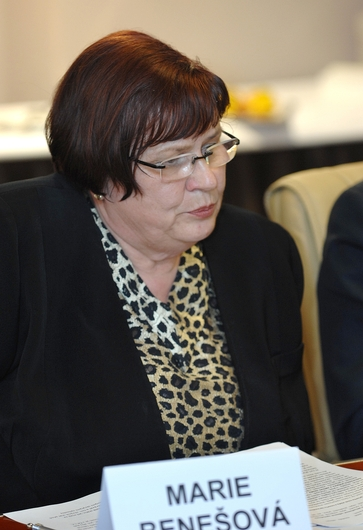 Marie Benešová - ČSSD