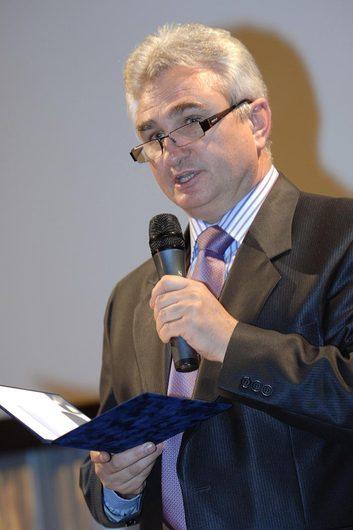 Milan Štěch - předseda Senátu PČR