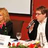 Eva Svobodová, MBA (generální ředitelka AMSP ČR), doc. JUDr. Bohumil Havel, Ph.D. (of counsel advokátní kacneláře PRK Partners